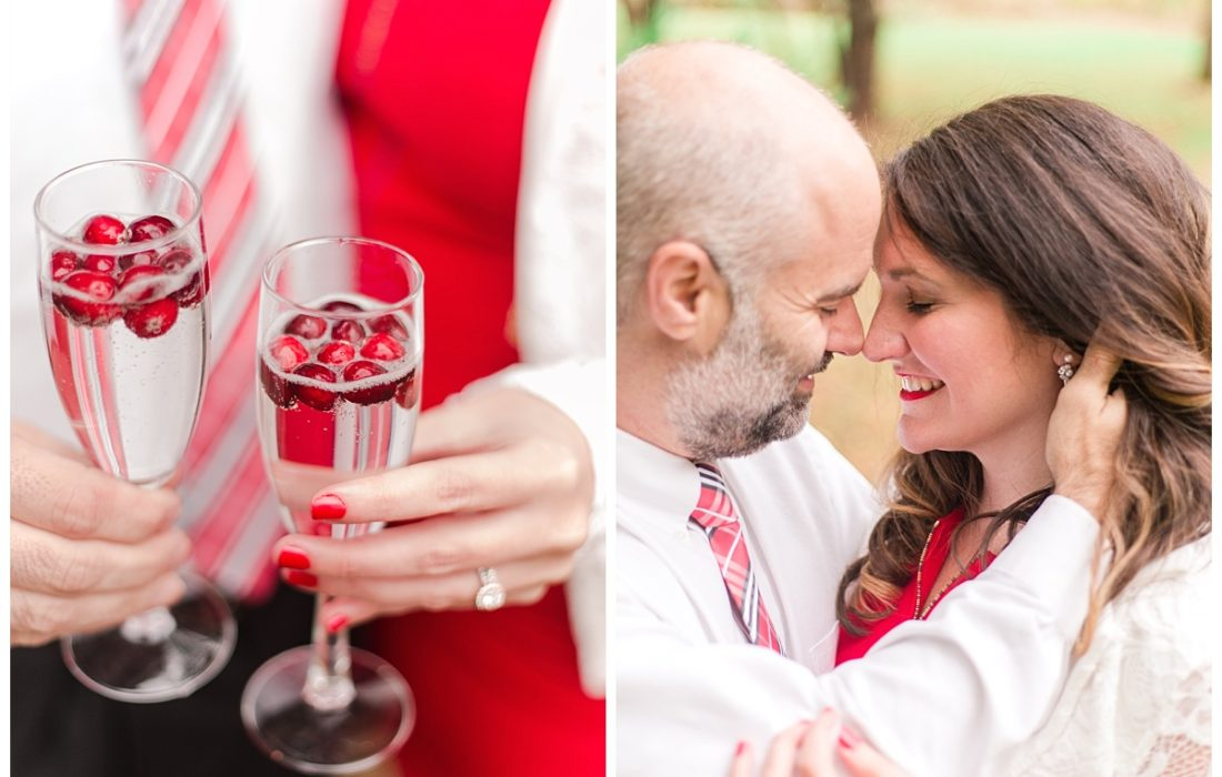 A Holly Jolly Anniversary Session by BIBURY + ROW
