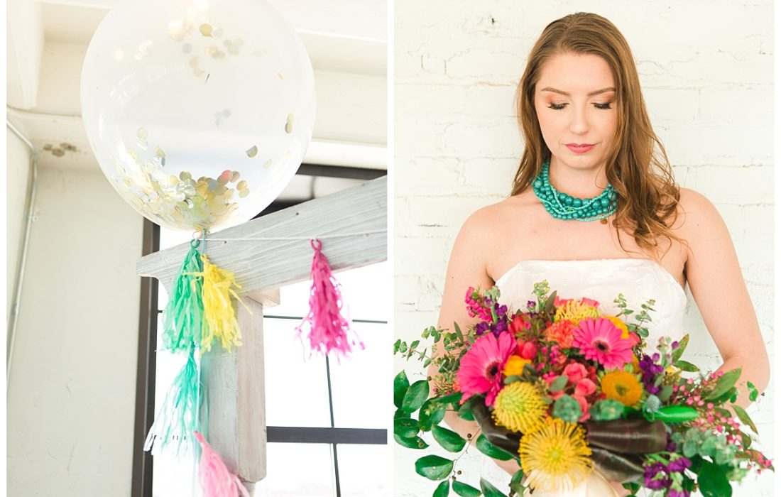 Tutti Frutti Wedding - Styled Shoot at Creamery 201