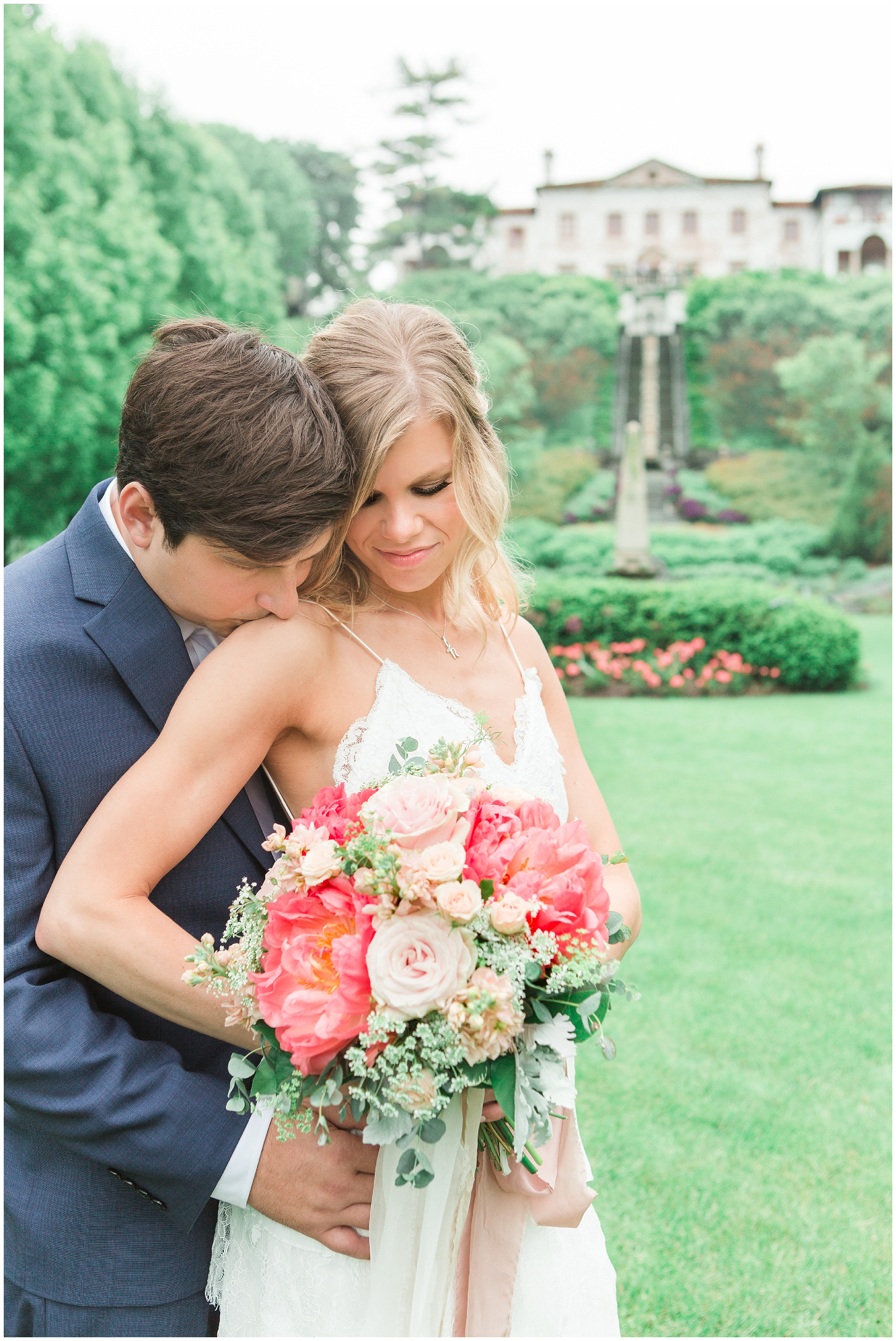 Bohemian Brunch Wedding at Villa Terrace in Milwaukee, WI
