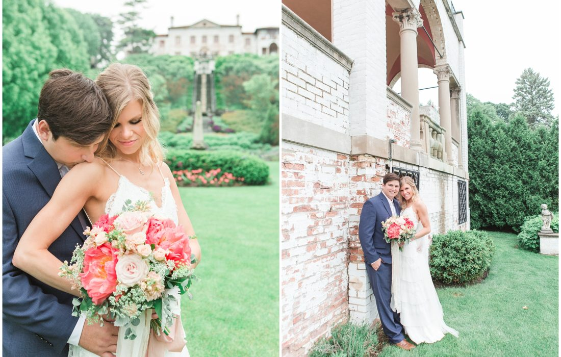Hillary & John | Bohemian Brunch Wedding at Villa Terrace in Milwaukee